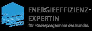 Energieeffizienzexpertin für Förderprogramme des Bundes